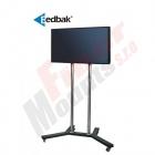 Televizní stojan vhodný na prezentace EDBAK TR1