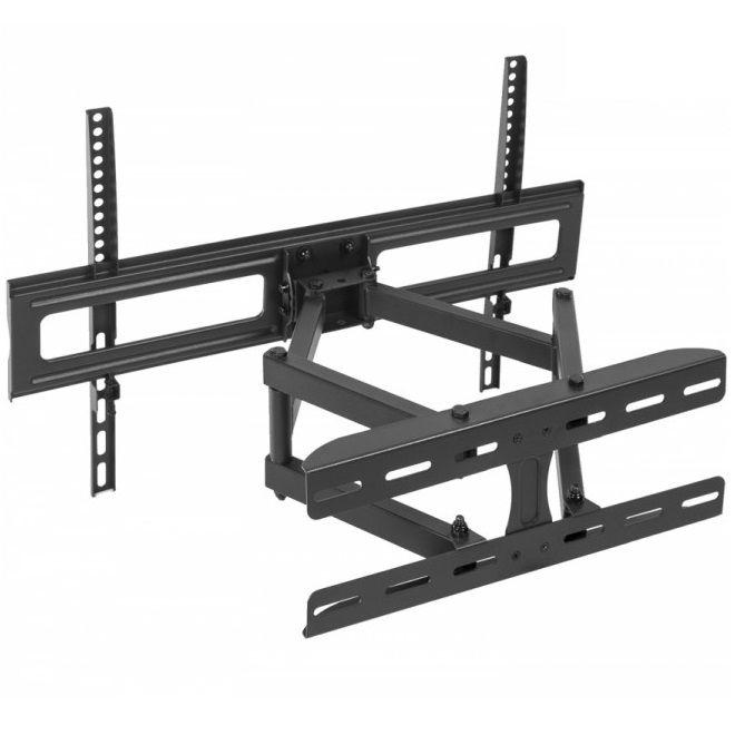 """Držák na televize 37-70"""", nosnost 40kg, podpora VESA 100x100 až 600x400, polohovací, dvouramenný - Fiber Mounts M7C62"""
