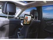 Držák na tablety iPady do auta mezi sedadla Fiber Mounts M6C57