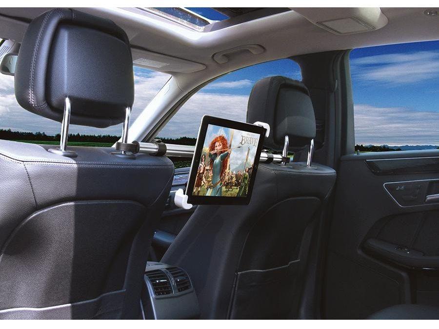 držák do auta na tablet nebo iPad, uchycení mezi přední sedadla Fiber Mounts M6C57