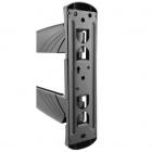 Snadné ukotvení držáku Tv Fiber Mounts DF4 do zdí, pilířů i sloupků