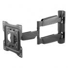 Držák na LCD LED OLED QLED televize Fiber Mounts DF4 je velmi elegantní, přitom spolehlivý a bezpečný