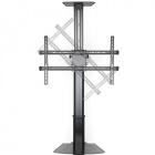 Otočení televize na výšku nebo na šířku snadno a rychle na Tv stojanu Fiber Novelty FN5000