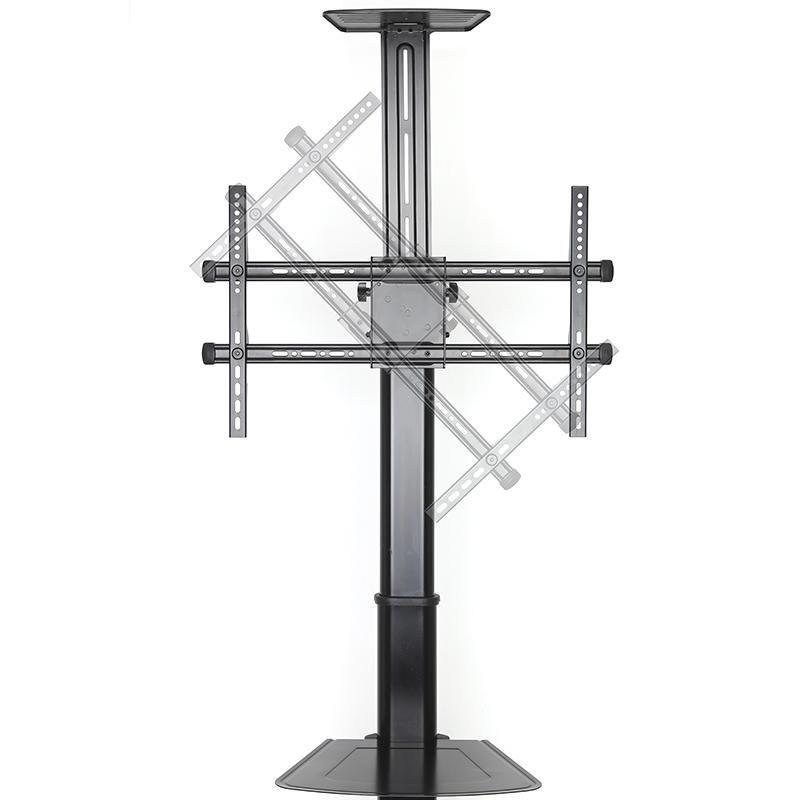 Funkce PIVOT pro snadnou změnu nastavení televize na výšku nebo na šířku, Tv můžete kdykoliv snadno přetočit - Fiber Novelty FN5000