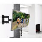 Bezúdržbový otočný sklopný výsuvný držák na LCD LED Tv Fiber Mounts NICE1