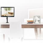 Stolní držák na monitor do kanceláře, učebny nebo firmy Fiber Mounts M7C52
