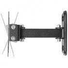 Kvalitní náklopný otočný a sklopný držák na monitor nebo menší televizor