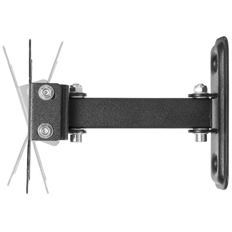 Otočný, sklopný a výsuvný držák na monitory a malé televize Fiber Mounts Easy1