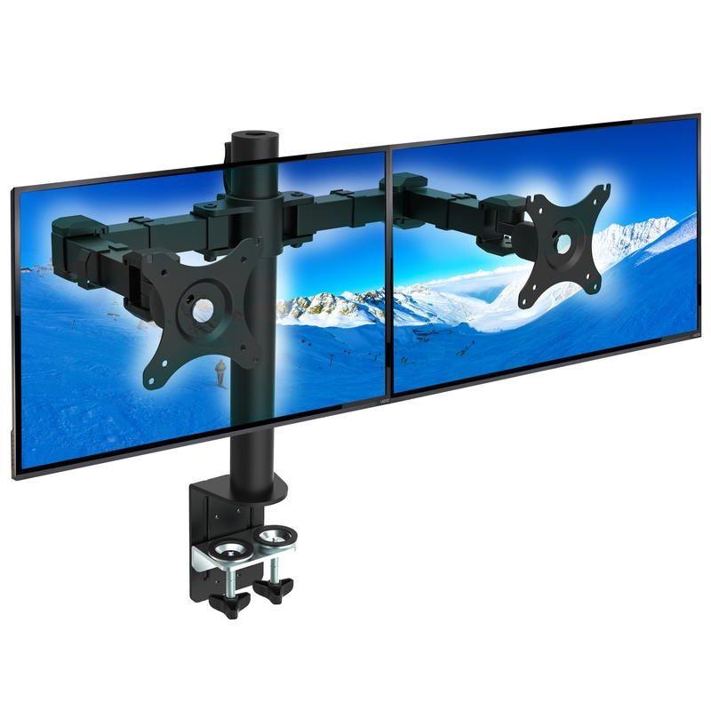 Stolní držák na 2 monitory Ergosolid NF12