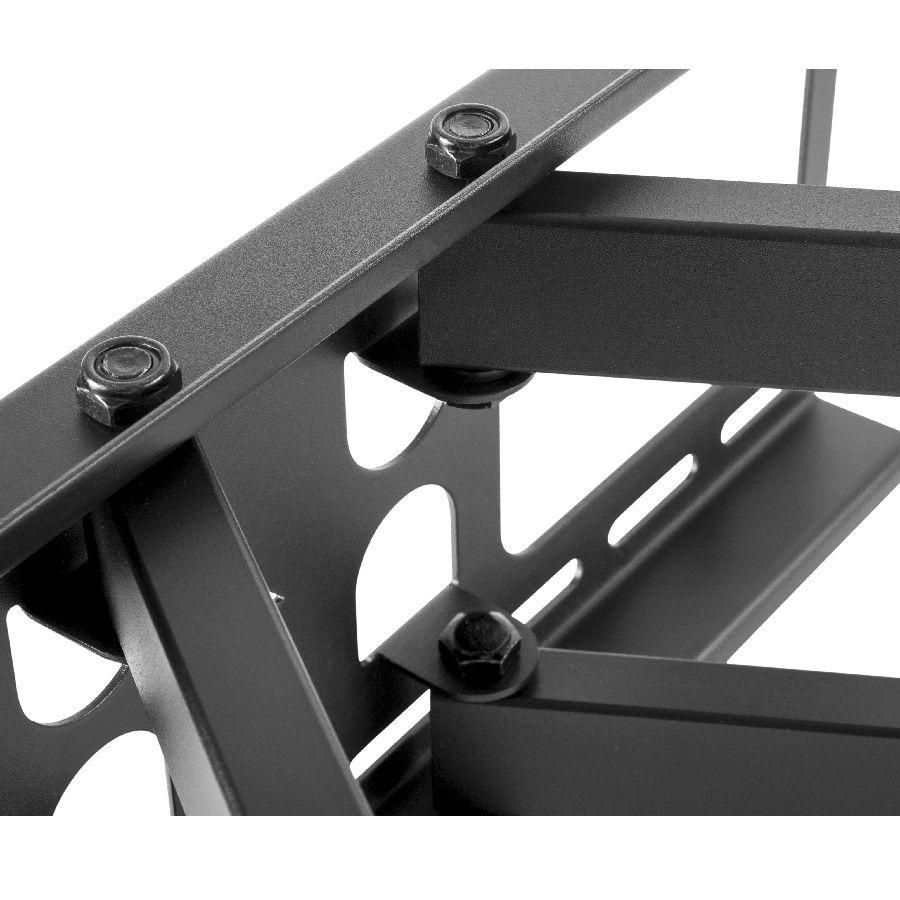 Robustní konstrukce špičkové kvality zajišťuje bezpečné a spolehlivé zavěšení televize na zeď - Fiber Mounts Prominent