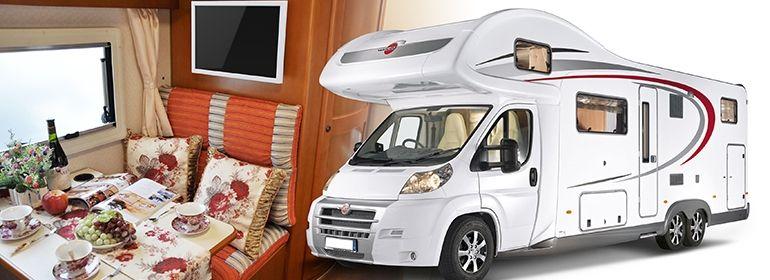 Držák na Tv do karavanu nebo lodě Fiber Mounts M6C75 má fixaci televize v požadované poloze