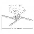 Fiber Mounts M7C8B stropní držák pro zavěšení projektoru