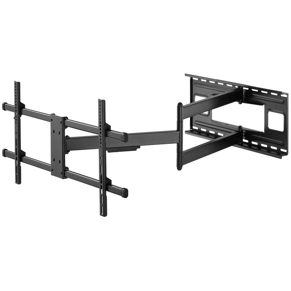 Otáčejte i 80 palcovou televizi kolmo ke zdi na obě strany, například z obýváku do kuchyně - Ergosolid Largo