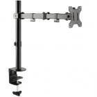 """Kancelářský stolní držák na monitor 13-32"""" Fiber Mounts M7C53 je výsuvný, výškově nastavitelný, otočný a sklopný"""