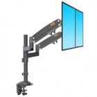 Profesionální stolní držák 2 monitorů Fiber Mounts H180