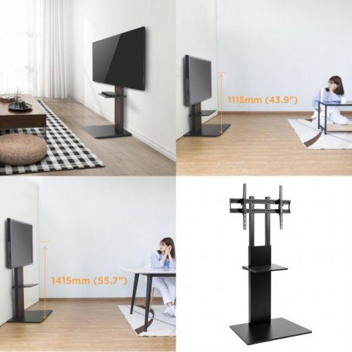 Kvalitní podlahový televizní stojan