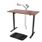 Rám stolu ErgoSolid SR14B s nastavením výšky 710 - 1210 mm, rychlost zdvihu 25 mm/s, nosnost 70 kg