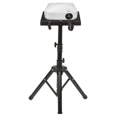 Pevný podlahový stojan na projektor - trojnožka