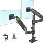 Stolní držák na 2 monitory Fiber Mounts H160B
