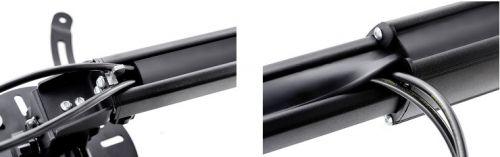 Kvalitní stropní držák projektoru se systémem vedení kabeláže
