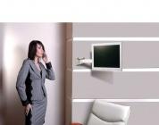 Kloubový držák na menší Tv a monitory EDBAK