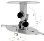 Stropní držák na projektory s nast. vzdáleností od stropu 90-170cm OMB