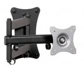 GD26 - Nástěnný otočný sklopný držák vhodný na LED a LCD monitory EDBAK