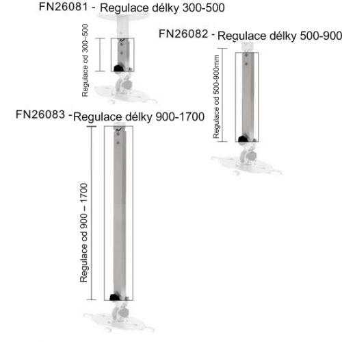 délková úprava 90-170cm