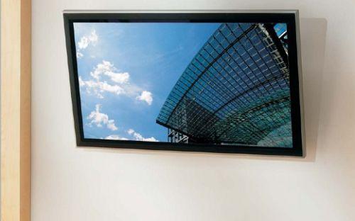 Televizní držák na zdi s Tv