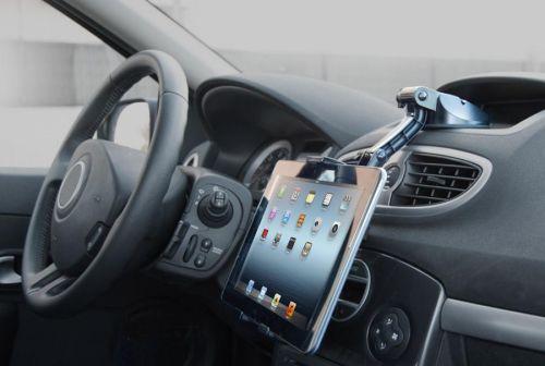 Univerzální držák na tablet do automobilu