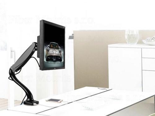 Polohovatelný držák na monitor