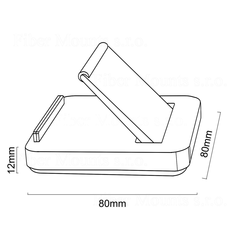 Stolní stojánek na tablet M7C45