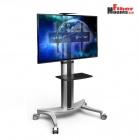 """ADAX 50 - Moderní televizní stojan na LCD LED TV 32"""" - 70"""", náklon, výškové nastavení ErgoSolid"""