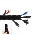 Neo672 - Systém pro uspořádaní kabelů, princip suchého zipu - snadné spojení a rozpojení Centrumelektroniki