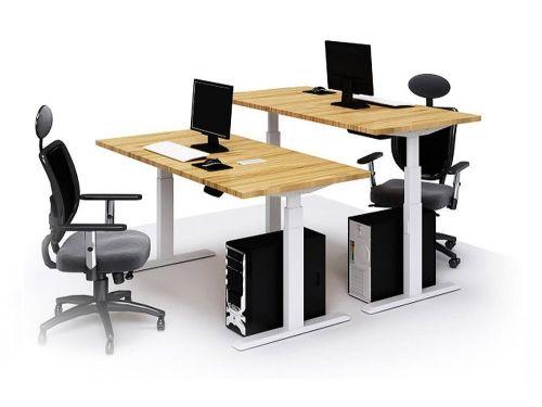 Pracovní rám stolu s manuálním nastavením