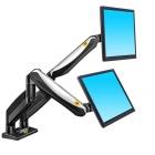 Stolní držák na 2 monitory Fiber Mounts F185A