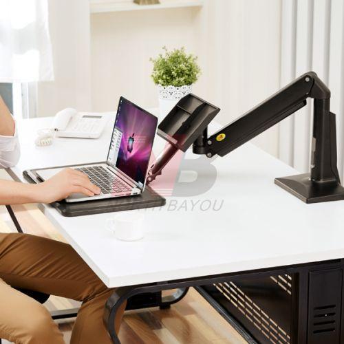 Polohovatelný stolní držák na notebook