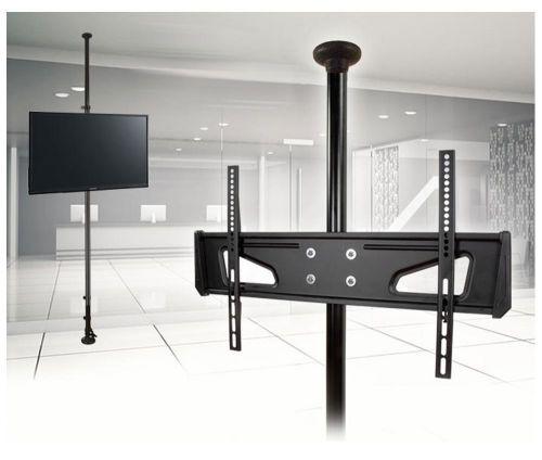 Televizní tyč s držákem pro připevnění k podlaze a ke stropu