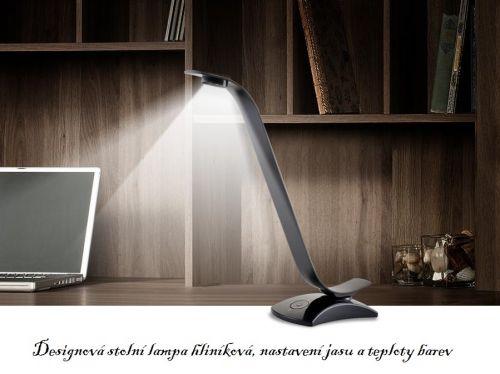 Designová stolní lampa do kanceláře