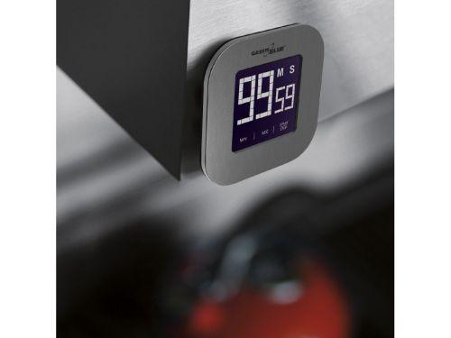 Digitální magnetická minutka na vaření pokrmů