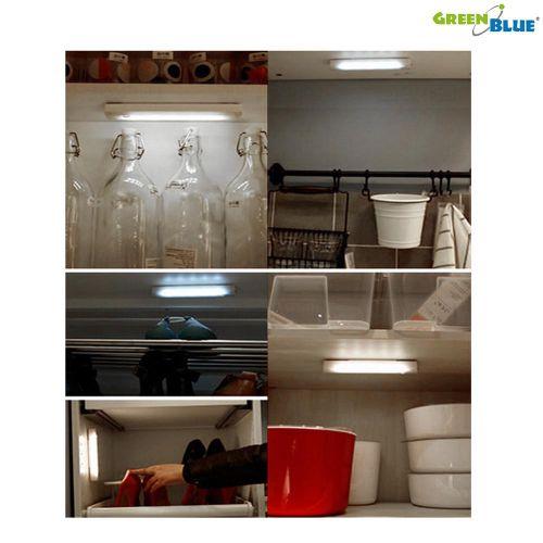 LED osvětlení kuchyňské linky, šatníku, koupelny
