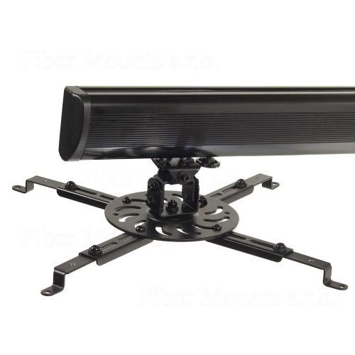 Nástěnný nastavitelný držák na projektor