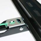 Jistící systém u držáku Fiber Mounts C3F
