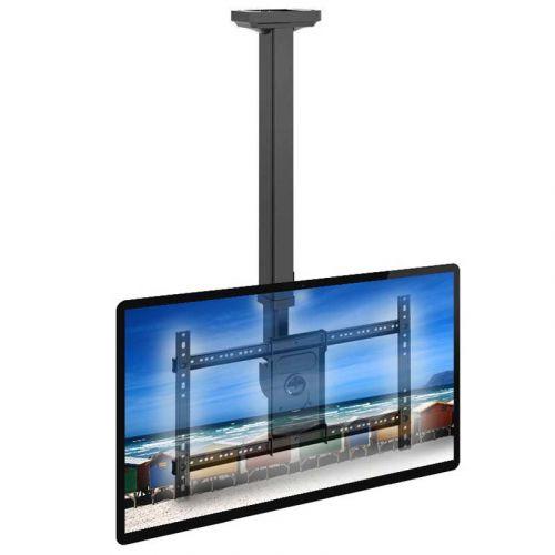 Výškově nastavitelný stropní držák, otočný o 360°, náklon