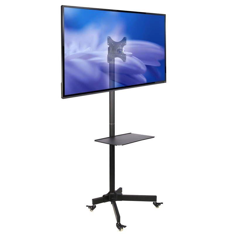 Televizní pojízdný stojan na monitory a malé televizory