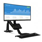 Držák na monitor a klávesnici Fiber Mounts FC35