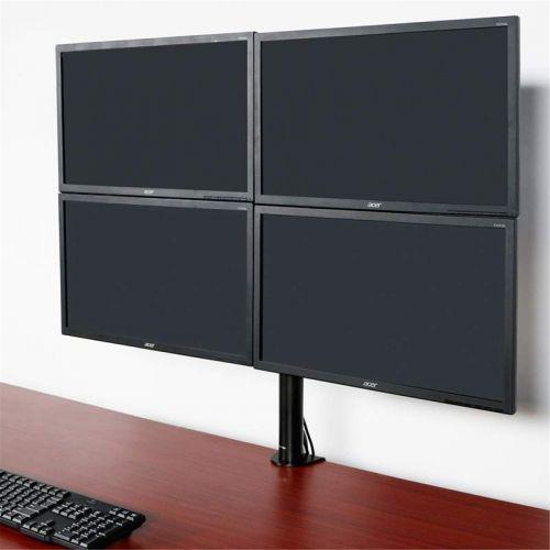 Stolní držák pro 4 LCD monitory 2x2