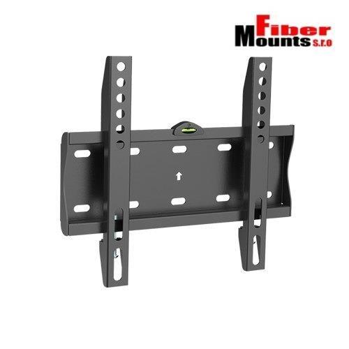 Kvalitní nástěnný fixní držák na televizi nebo monitor