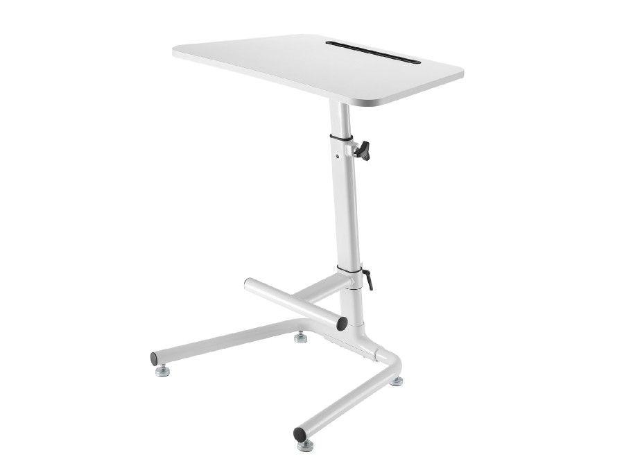 Stolek na notebook pro práci ve stoje v sedě