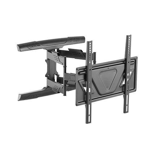 Kvalitní nástěnný polohovací držák na televizi Fiber Mounts Super-2